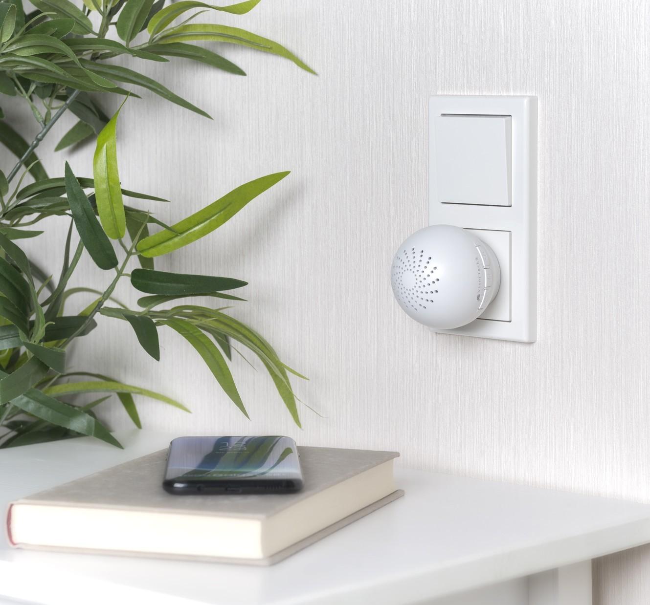 Produktvorstellung Funk-WLAN-Gateway macht Funk-Melder und -Sensoren auf dem Smartphone sichtbar - News, Bild 1