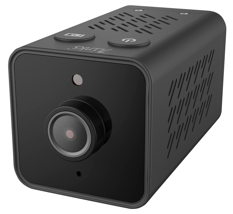 mini berwachungskamera von 7links mit integriertem akku wlan und app bild 1. Black Bedroom Furniture Sets. Home Design Ideas
