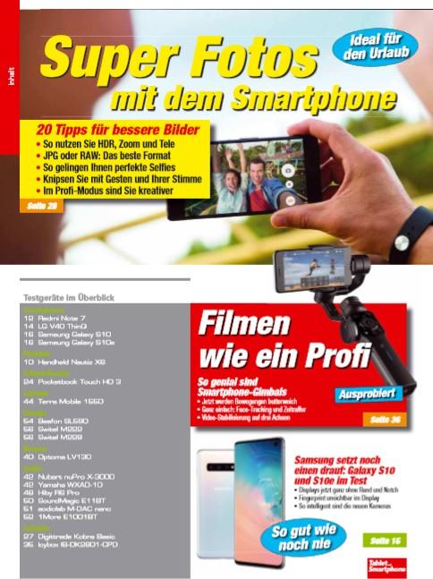 5G: Wohin geht die Reise beim mobilen Internet - Magenta TV App im Test - DVB-T2 HD mobil - Bild 2