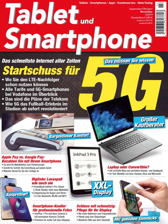 Produktvorstellung Alles zum Start von 5G - Smartphone-Knaller für super Fotos - Apple Pay vs. Google Pay - News, Bild 1