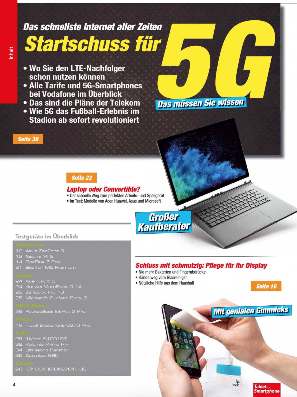 Produktvorstellung Alles zum Start von 5G - Smartphone-Knaller für super Fotos - Apple Pay vs. Google Pay - News, Bild 2