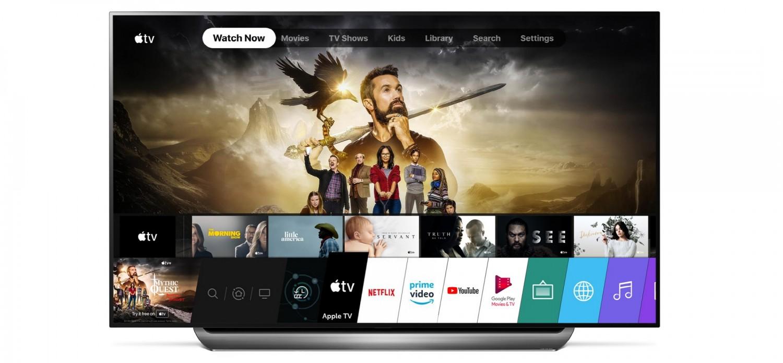 Produktvorstellung Apple TV-App und Apple TV+ kommen auf 2019er Smart-TVs von LG - News, Bild 1