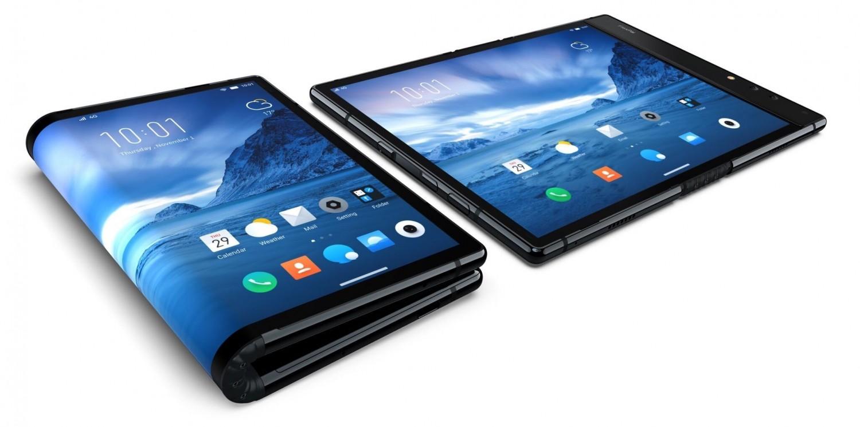 Smart Home Smartphone oder Tablet? Das Royole FlexPai schlägt zwei Fliegen mit einer Klappe - News, Bild 1
