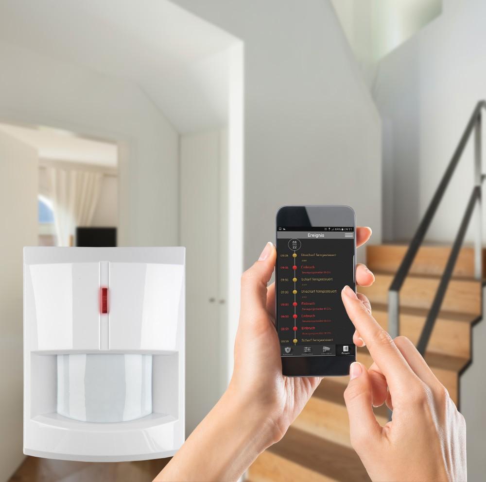 Smart Home Alarmanlage Blaupunkt Q-Pro6300/6600 im Test, Bild 5