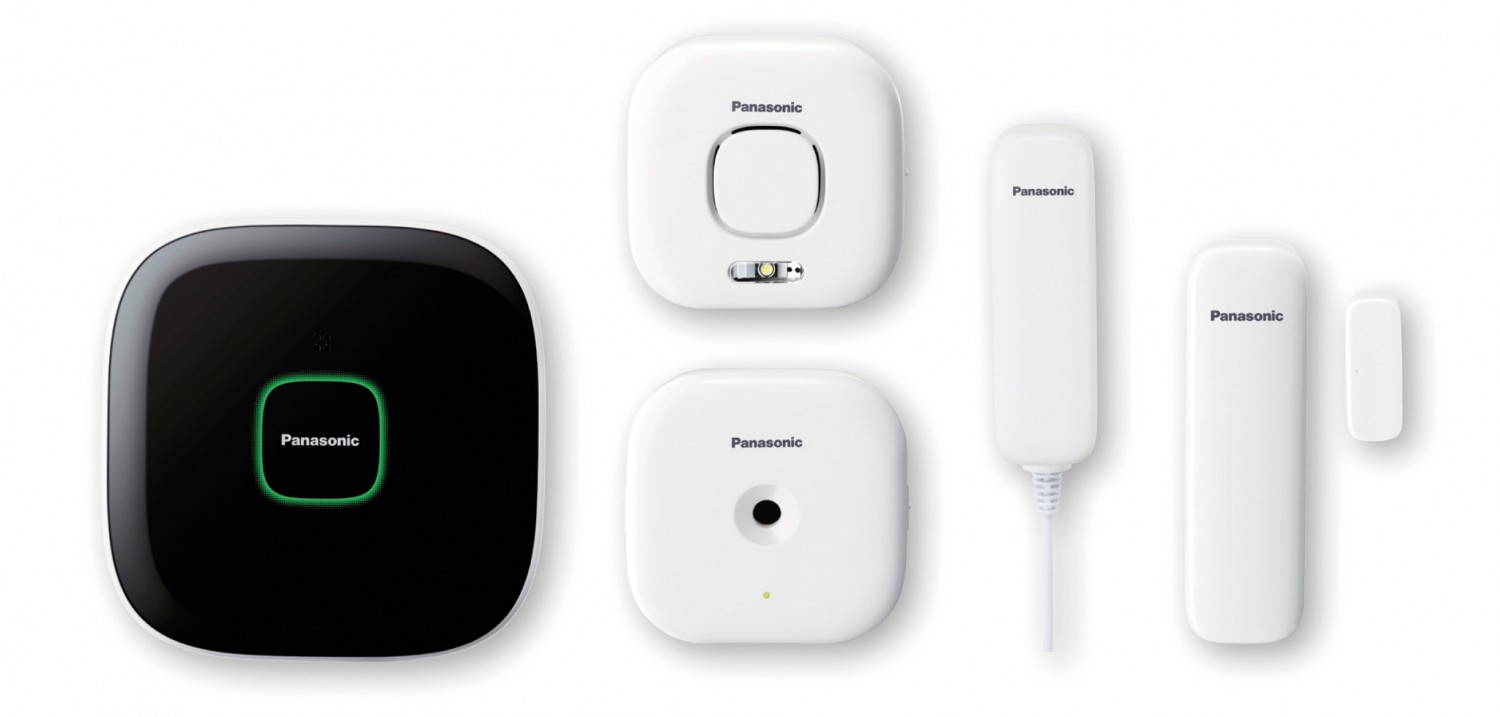 Komplettsysteme (Smart Home) Panasonic Smart Home & Allianz Assist-Kit im Test, Bild 1