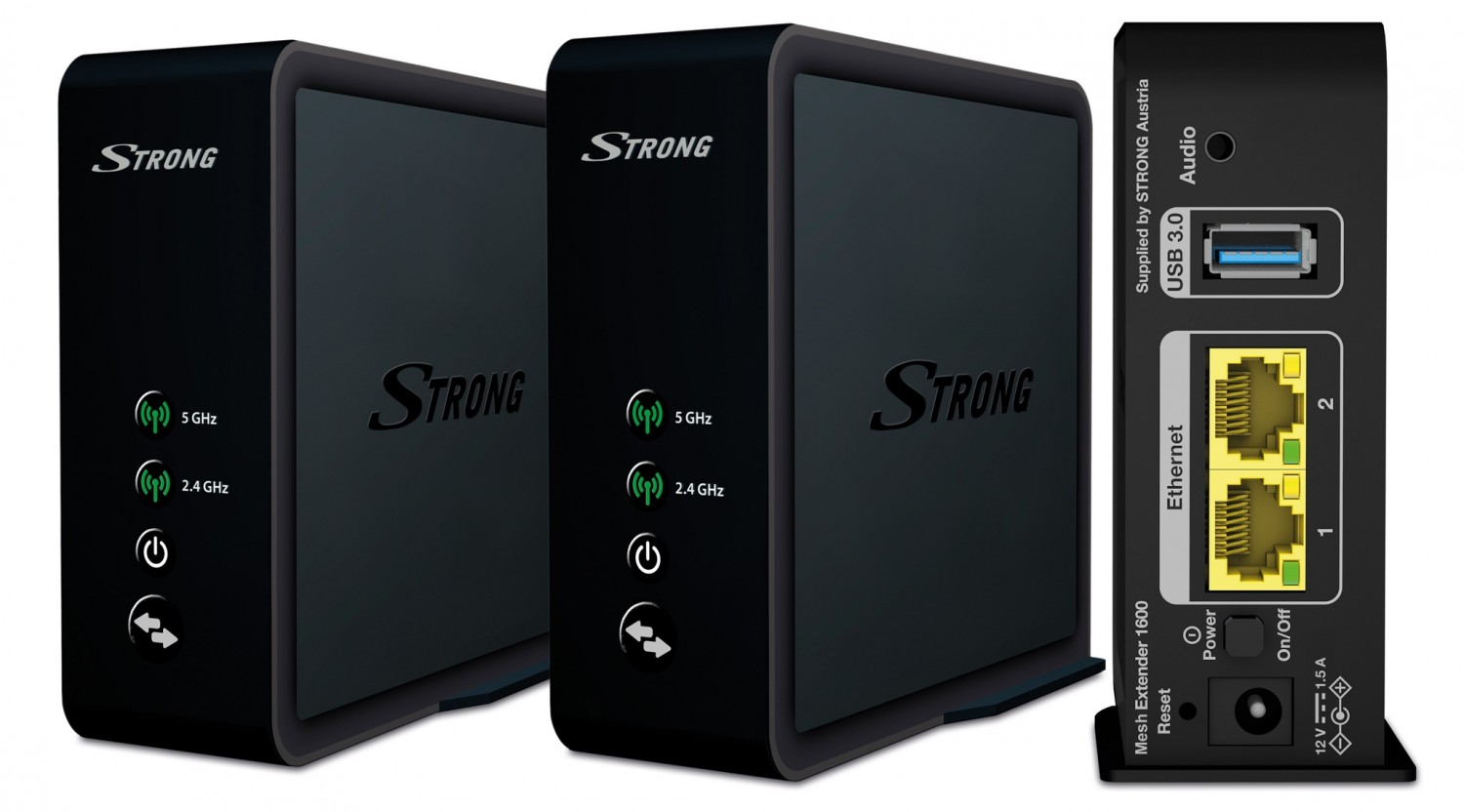 Sonstiges (iHome) Strong Wi-Fi Mesh Home Kit 1600 im Test, Bild 1