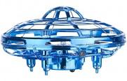 Elektronisches Spielzeug Simulus Selbstfliegendes Quadrocopter-UFO im Test, Bild 1