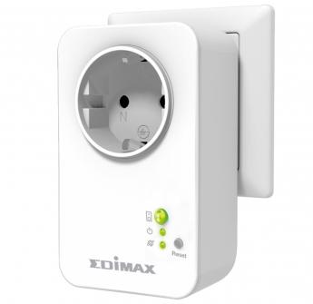 Smarte Steckdose Edimax Smart Plug Switch SP-1101W im Test, Bild 1