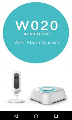 Komplettsysteme (Smart Home) Smanos W020 + IP6 im Test, Bild 2